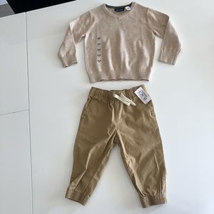 Toddler boy outfit Children's Place 18-24m NWT